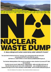 No Nuclear Forests Poster