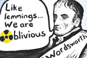 Like Lemmings We are Oblivious - Wordsworth