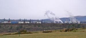 Fellside Gas Plant at Sellafield- £30 Million+ spent on gas yearly