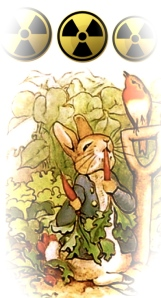 Radioactive Radishes - Peter Rabbit