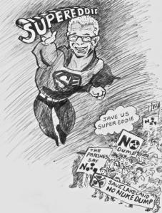 Super Eddie !
