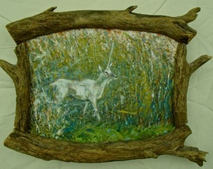 John Barrow Unicorn-by Marianne Birkby