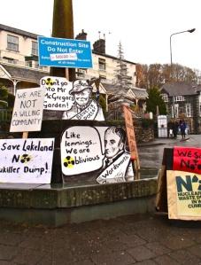 Ambleside No Nuke Dump Demo Nov 17th 2013. jpg