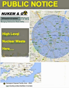 Public Notice. NUKEM &GO