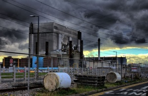 Heysham Nuclear Power Plant - Photo by Heathcliffe http://www.panoramio.com/photo/61210318
