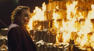 Nuclear joker burning public Money