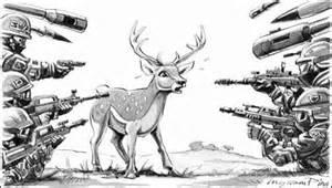 """Sellafield Deer """"threat to security"""""""