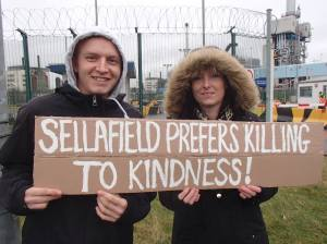 Sellafield Prefers Killing to Kindness