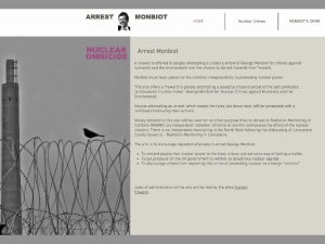 http://wildar4.wix.com/arrest-monbiot