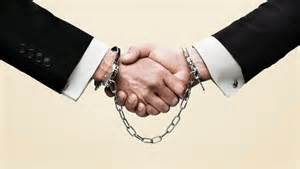 Fraud Handcuff