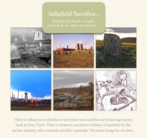 Sellafield Sacrifice - We are the Deer - The Deer are Us