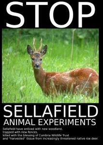 Stop Sellafield Animal Experiments