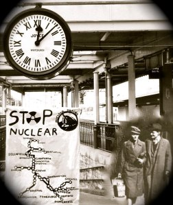 Not So Brief Encounter Nuclear Trains Carnforth