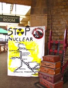 Nuclear Train Timetable