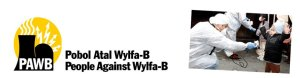 People against Wylfa B