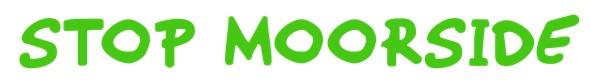 Stop Moorside logo