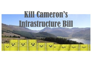 Kill Cameron's Infrastructure Bill