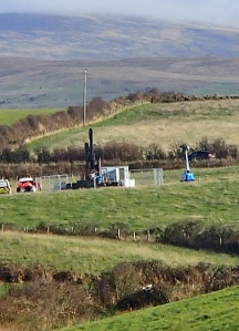 "Borehole - Moorside. The first of 100 to ""explore"" Poison the Land in Preparation for 3 New Reactors"