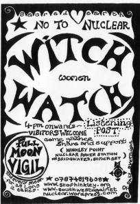 Witch Watch Hinkley C