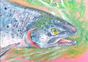 Just a Salmon
