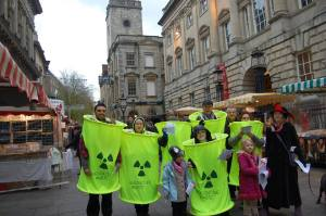 Nuclear Waste Barrels    costumes