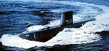 USS Nautilus - first nuclear submarine reactor built by Westinghouse.  The same mafia who want to build three nuclear reactors near Sellafield.