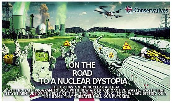 On the Road to a Nuclear Dystopia?   Come On!!