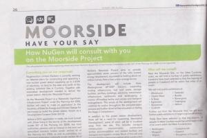 Moorside CONsultation