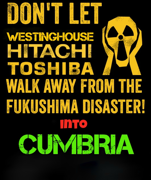 Dont Let Westinghouse, Hitachi Toshiba