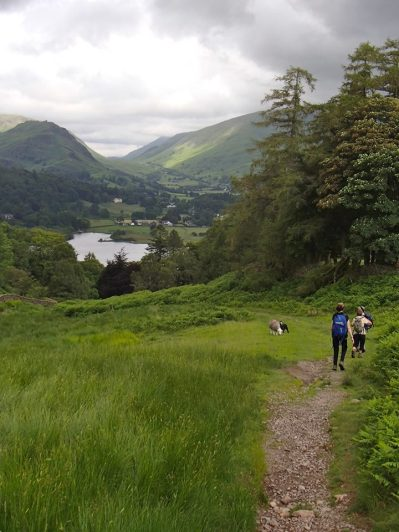 Above Rydal