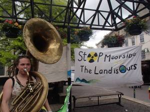 #StopMoorside & World Anti Nuclear Day