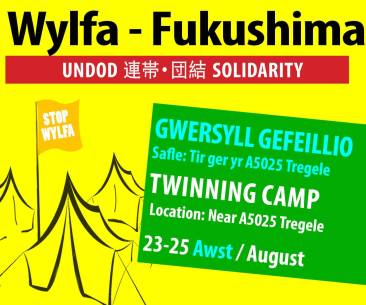 Wylfa-Fukushima  23rd -25th August 2015