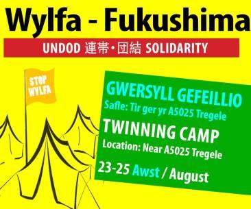 Wylfa-Fukushima  23rd -25th August 2015