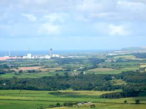 Sellafield and St Bees Head