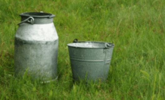 milk churn can pail OGL UK gov