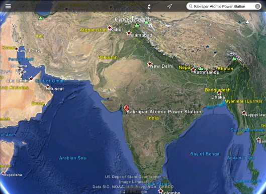 Kakrapar Atomic Power Station India