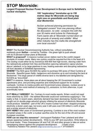 Stop Moorside A5 leaflet (back)