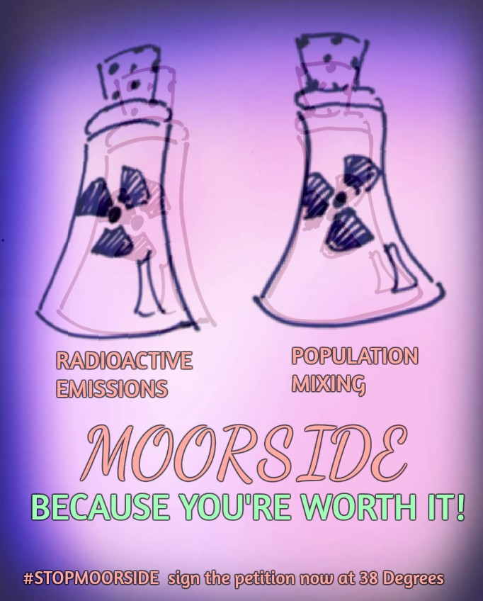 Moorside - Because You're Worth It