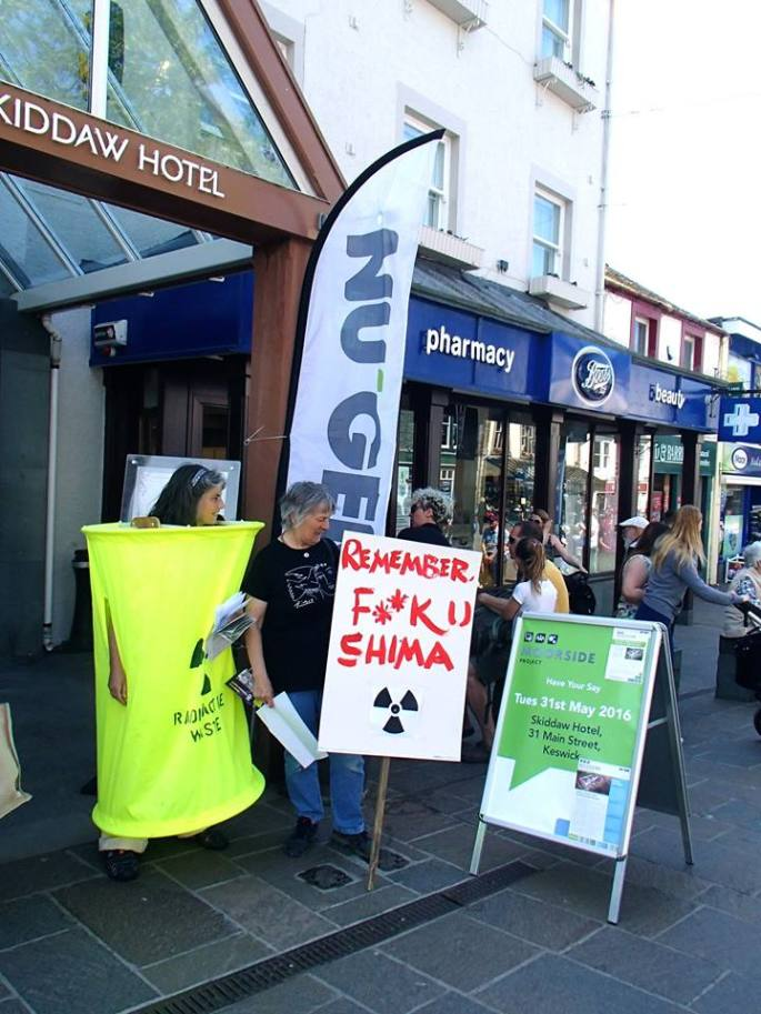 "Keswick ""Have Your Say"" on biggest nuclear build in Europe"