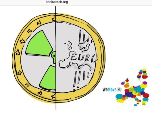 Bankwatch WeMove EU Euro