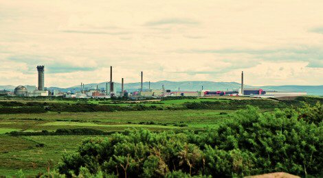 Sellafield from Moorsidea