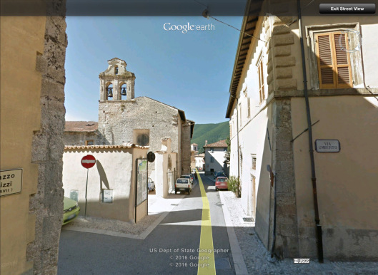 Norcia Italy church bells