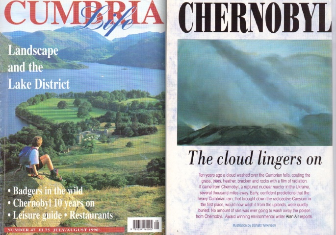 Cumbria Life 1996 - Chernobyl 10 years on