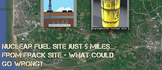 Westinghouse-Fracking - What Could Go Wrong?