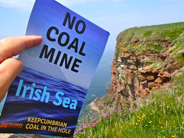 Keep Cumbrian Coal in the Hole