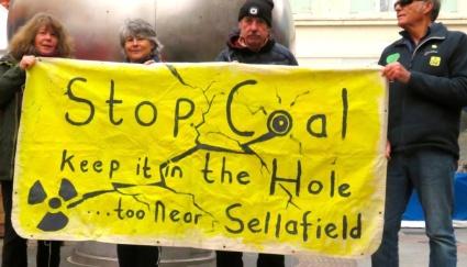 keep cumbrian coal in the hole workington 5.1.19
